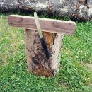 dřevěná magnetická lišta